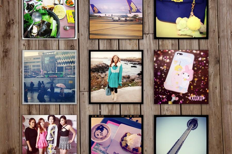 Flashback of Dec 2013 {In Instagram}