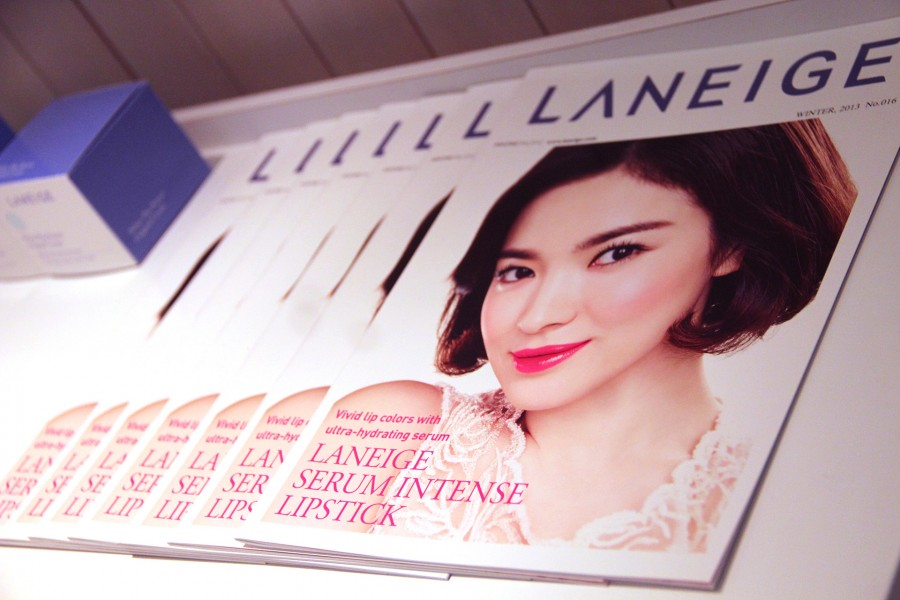 Get Fairer Skin with Laniege
