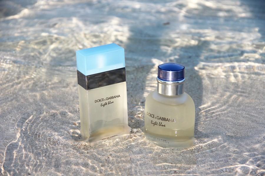 Dolce&Gabbana Light Blue Pour Femme and Pour Homme