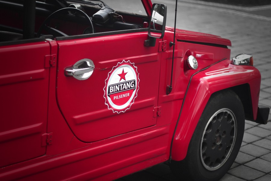 {Travelling Tuesdays} Cruising in my little red Jeep