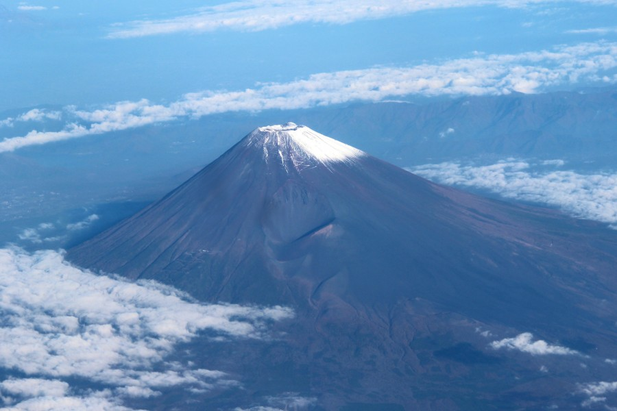 {Travelling Tuesday} Mount Fuji and a quick update about me
