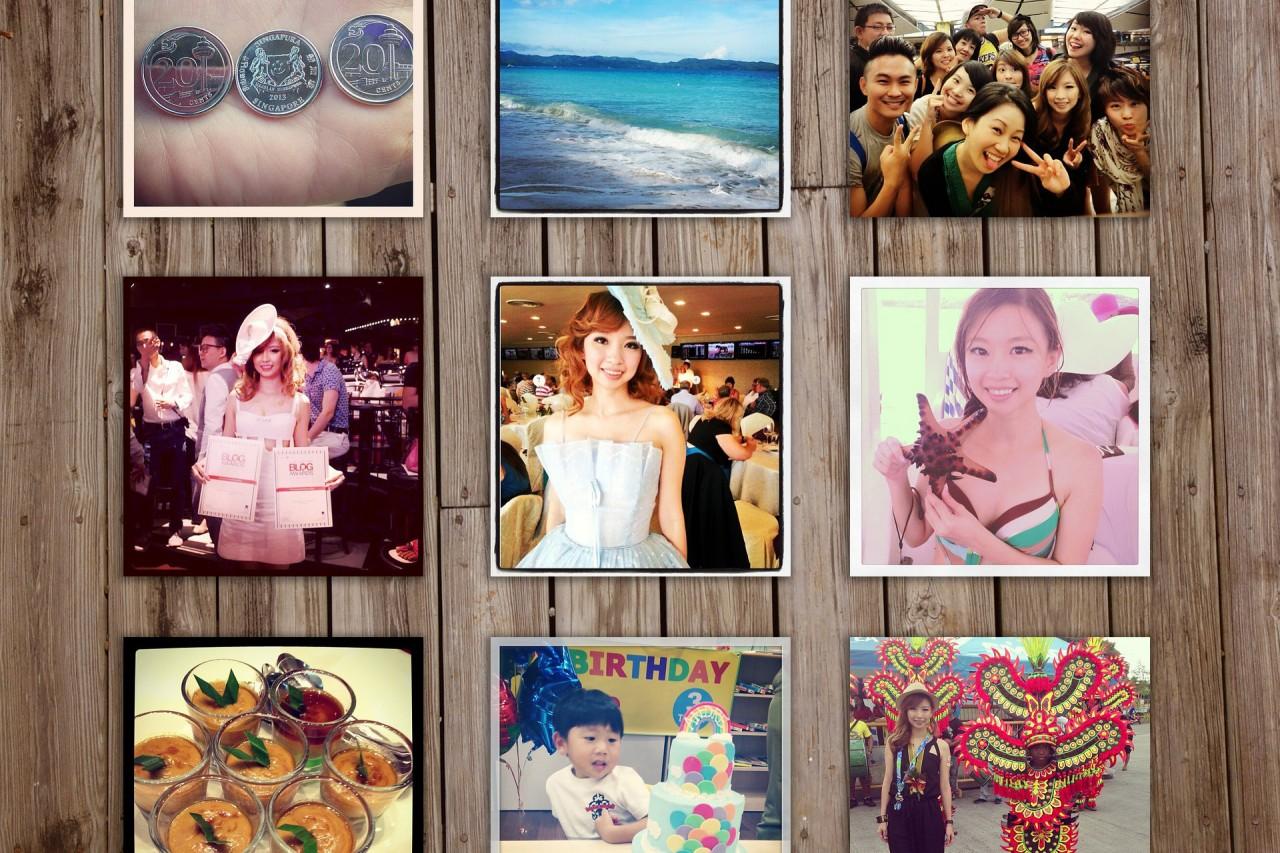 Snapshots of July 2013 {In Instagram}