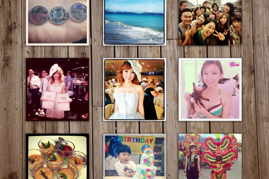 Snapshots of July 2013 {In Instagram}