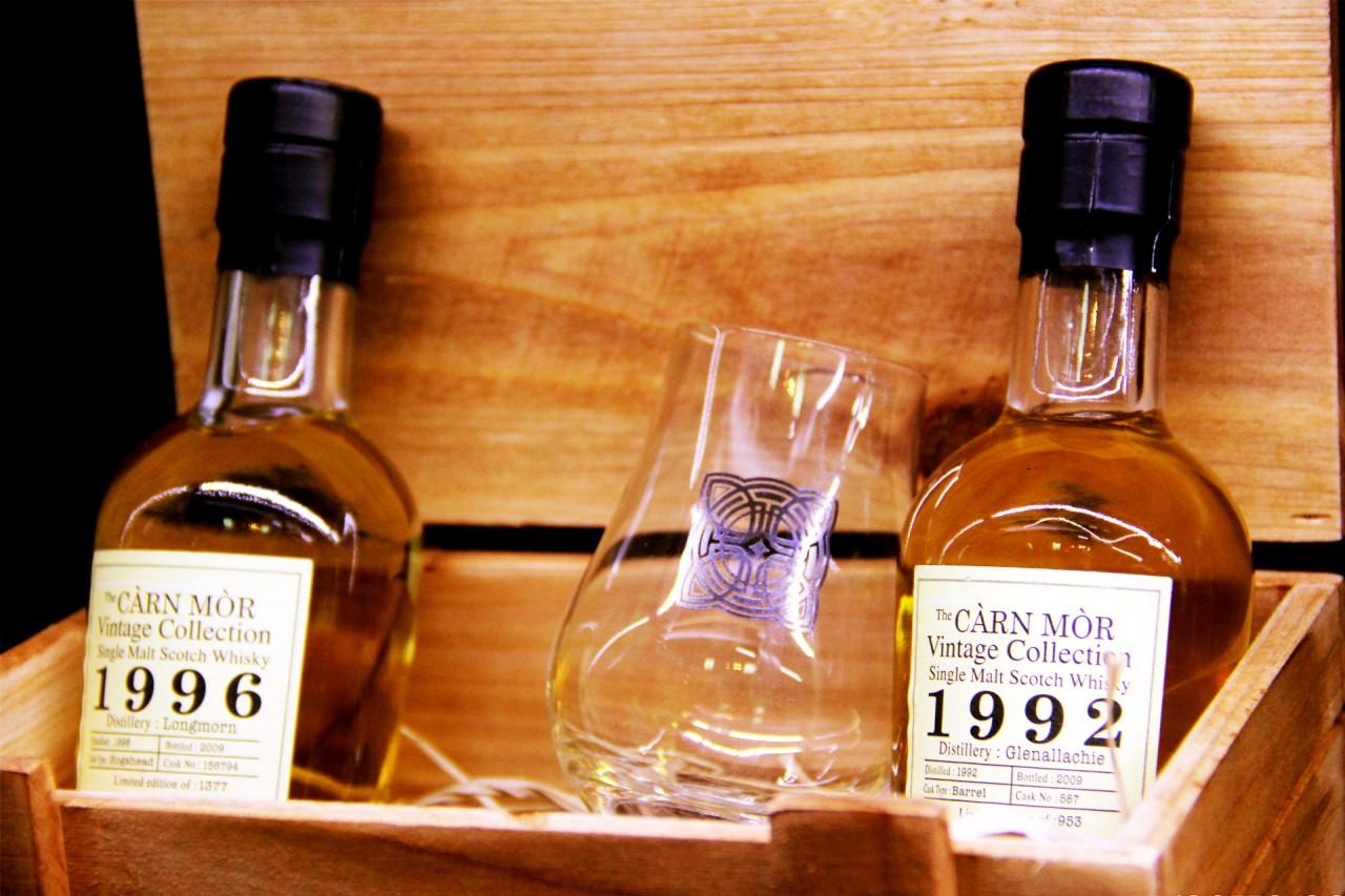 Whisky Tasting with Scotch Corner