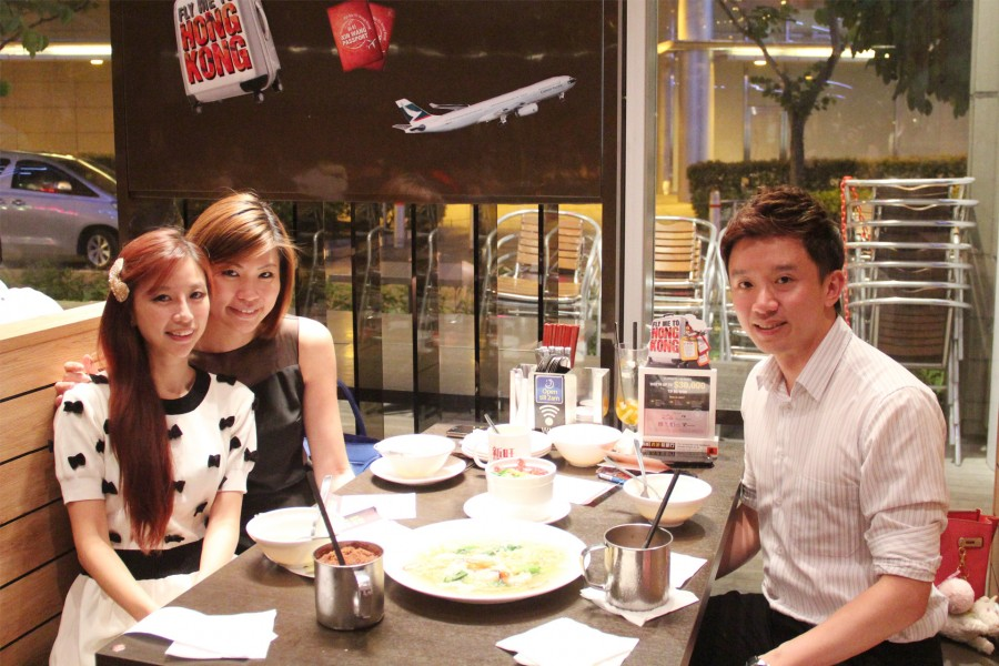 {Sundays With Raphael} Xin Wang, A Hong Kong gastronomy experience