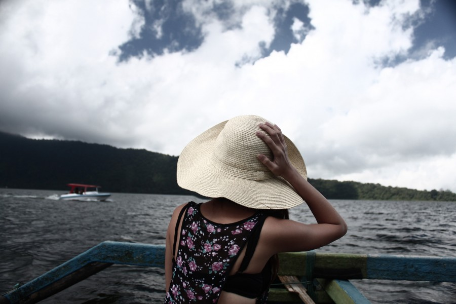 {Travelling Tuesdays} Paddle Boat on Berantan Lake in Bali
