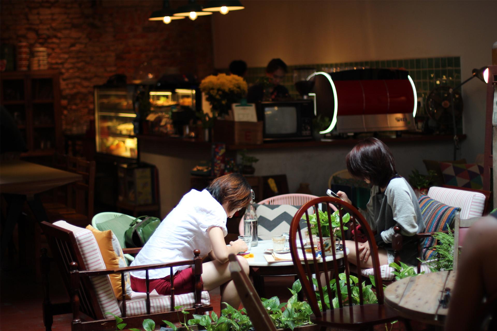 Malacca Coffee Shop