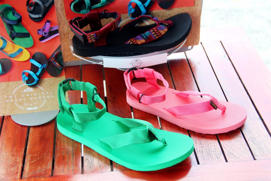 Teva X World of Sports