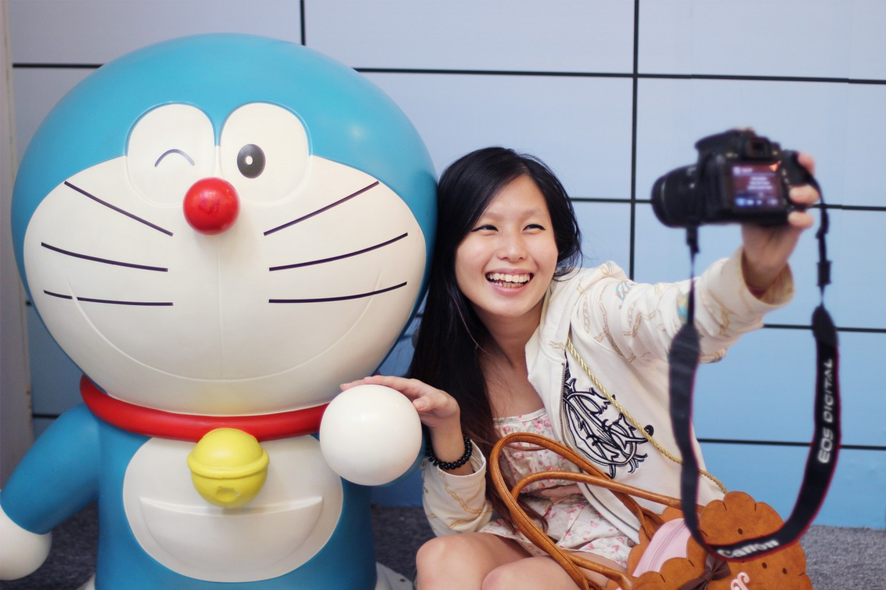100 Doraemon Exhibition