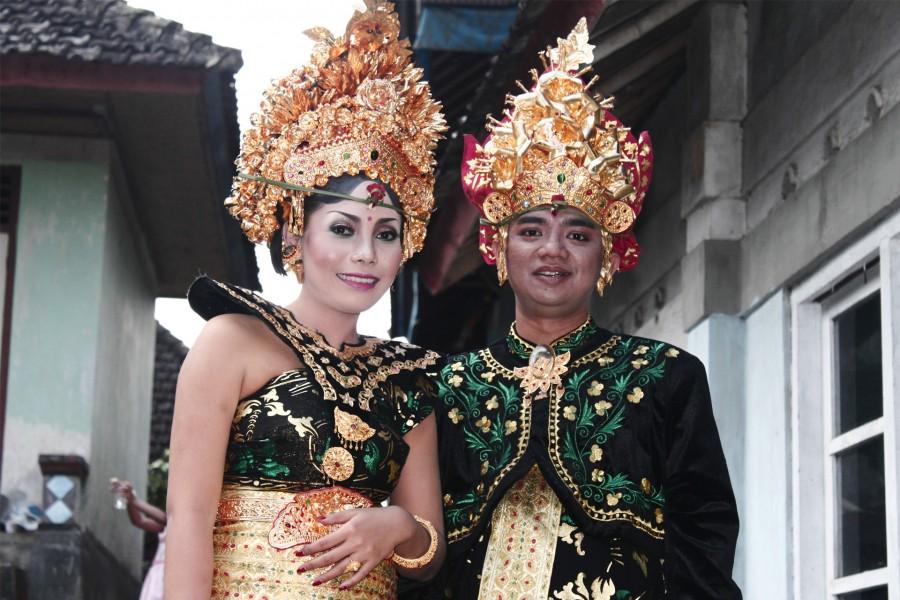 {Throwback Thursdays} Attending a Balinese Wedding in 2010