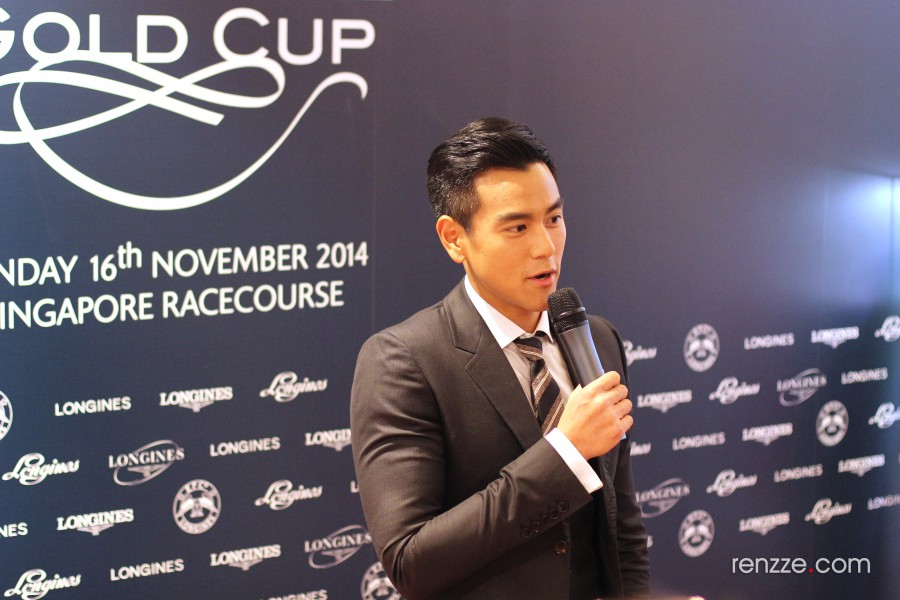 Longines Gold Cup 2014