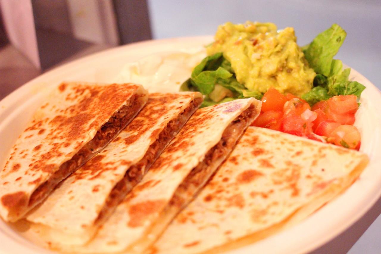 {Sundays with Raphael} A little taste of Mexico with Baja Fresh