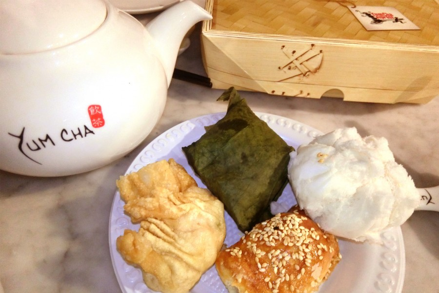 {Sundays with Raphael) Yum Cha Delivered