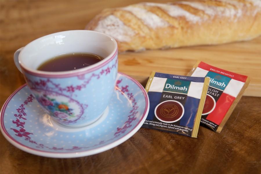 Tea and Memory