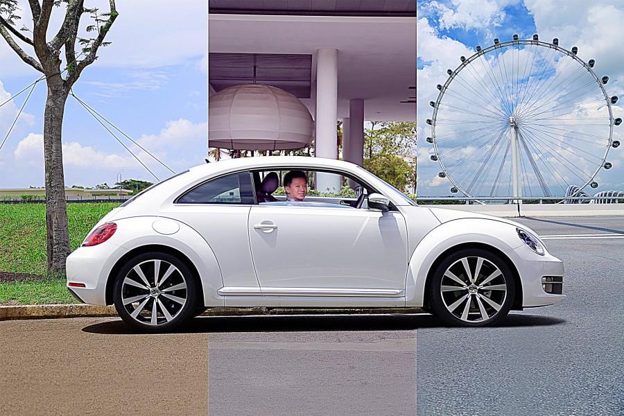 {He Said, She Said} Volkswagen Beetle