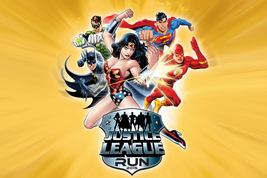 The DC Justice League Run 2015 – Last Call!