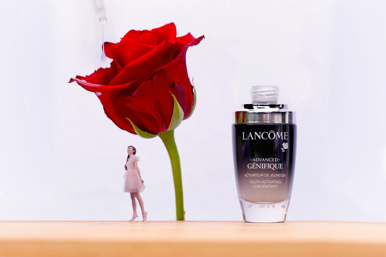 The Little Black Bottle – A review of Lancôme Advanced Génifique