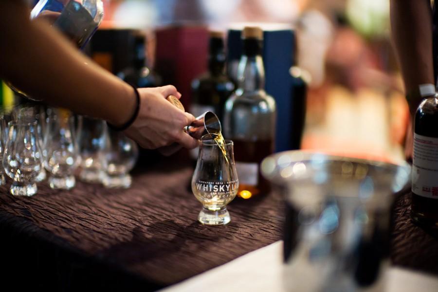 Whiskey Live 2015 Singapore
