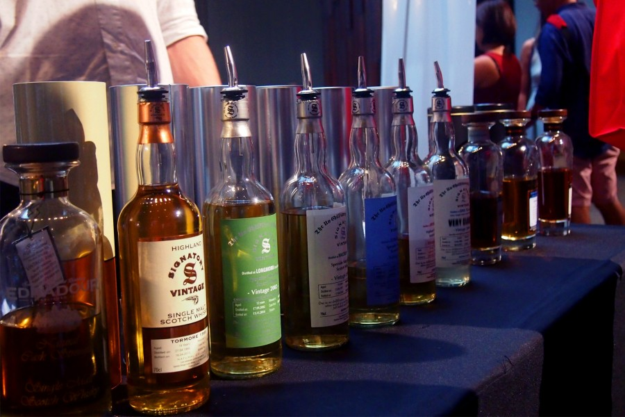 Whiskey Live 2015 Event Update
