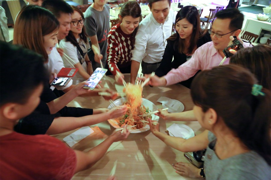 Usher in the Lunar New Year at PARKROYAL on Kitchener Road