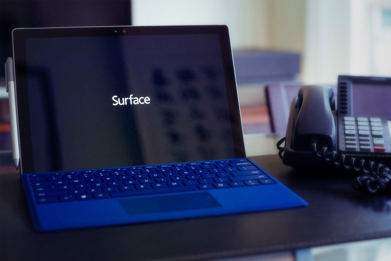 THE MICROSOFT SURFACE PRO 4 REVIEW