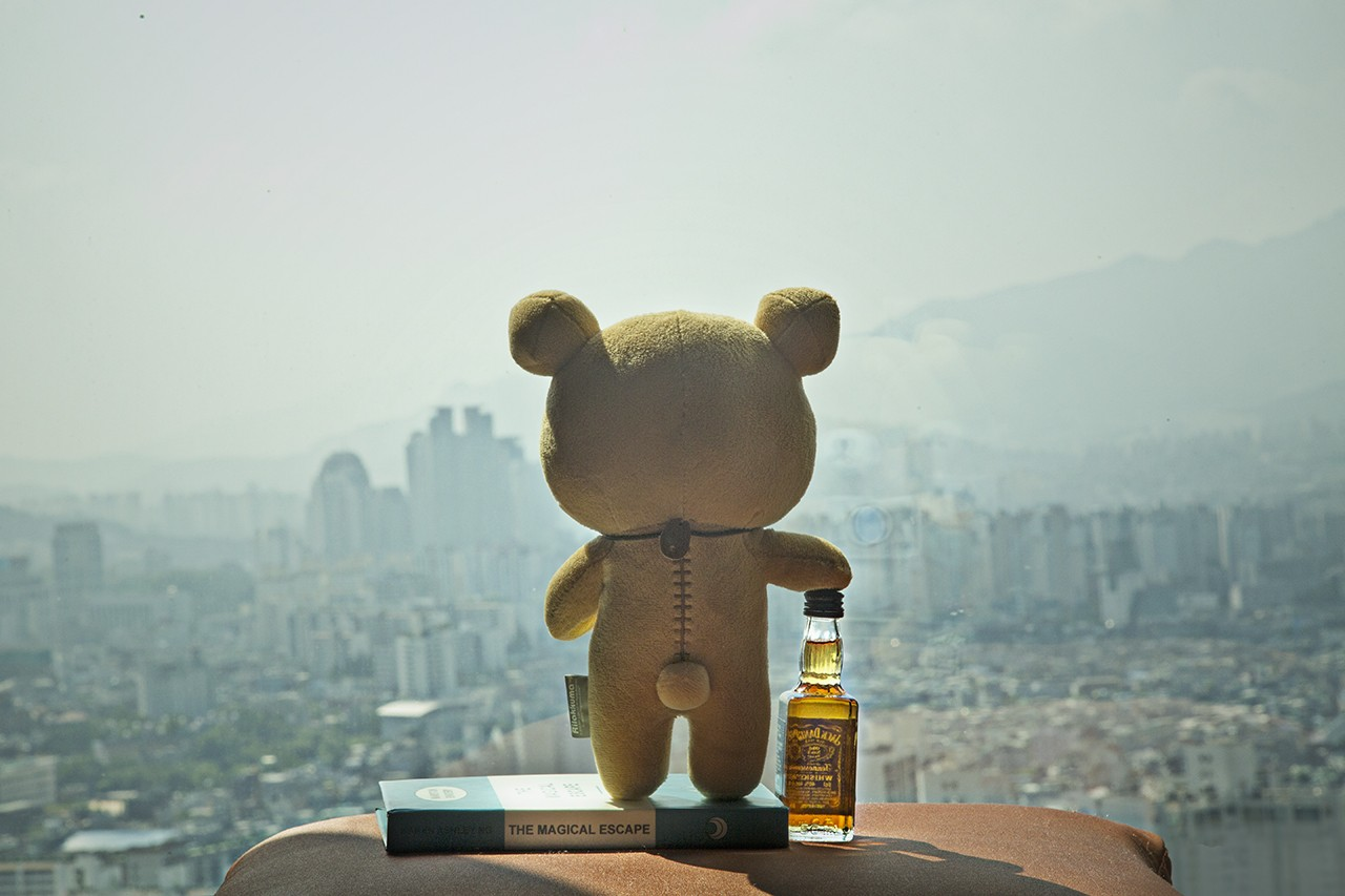 Exploring Korea with the Canon EOS M10 and Rilakkuma (with a Giveaway)