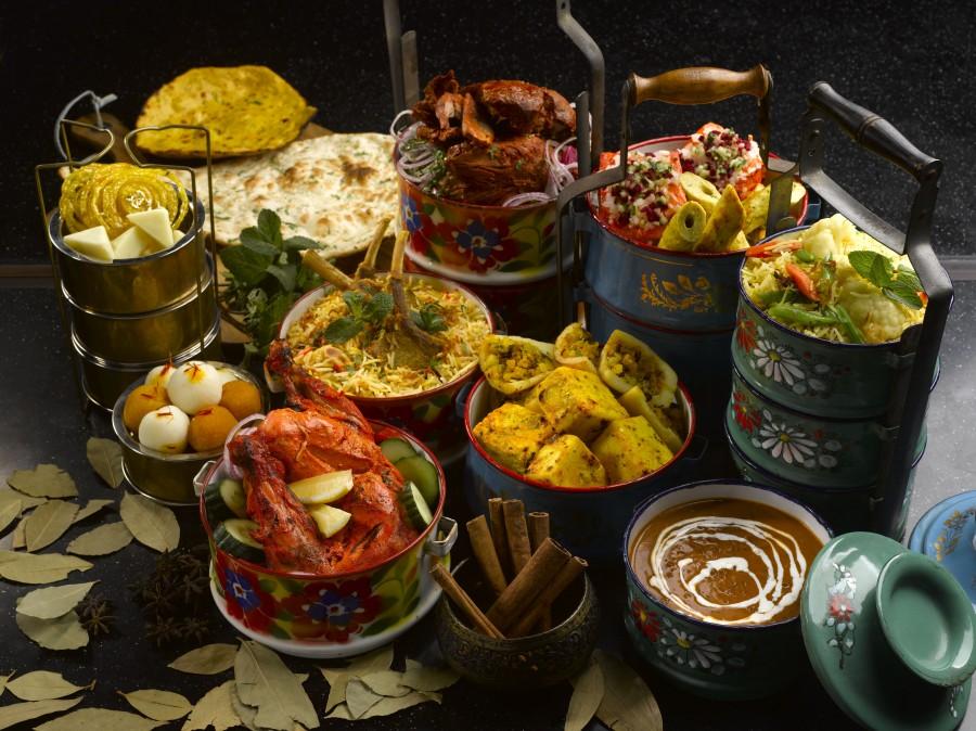Royal Rajasthani Festival at the Raffles Hotel