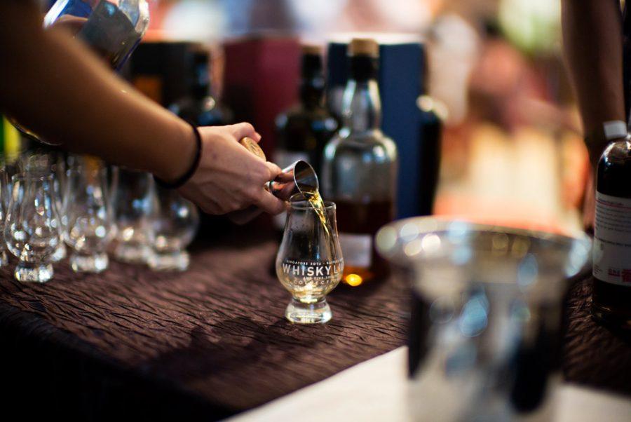 Whisky Live Singapore 2016