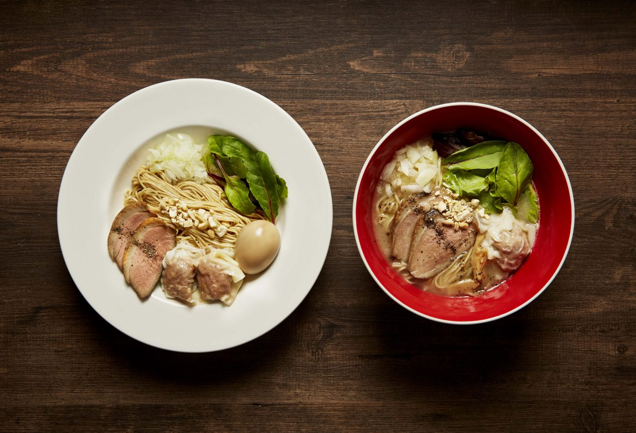 Two new offerings from Michelin-starred Chef Yuki Onish