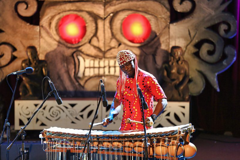 What to expect at the Rainforest World Music Festival