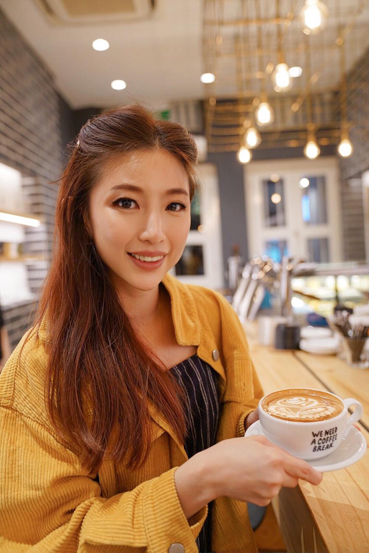 Hokkaido Baristart Coffee in Singapore